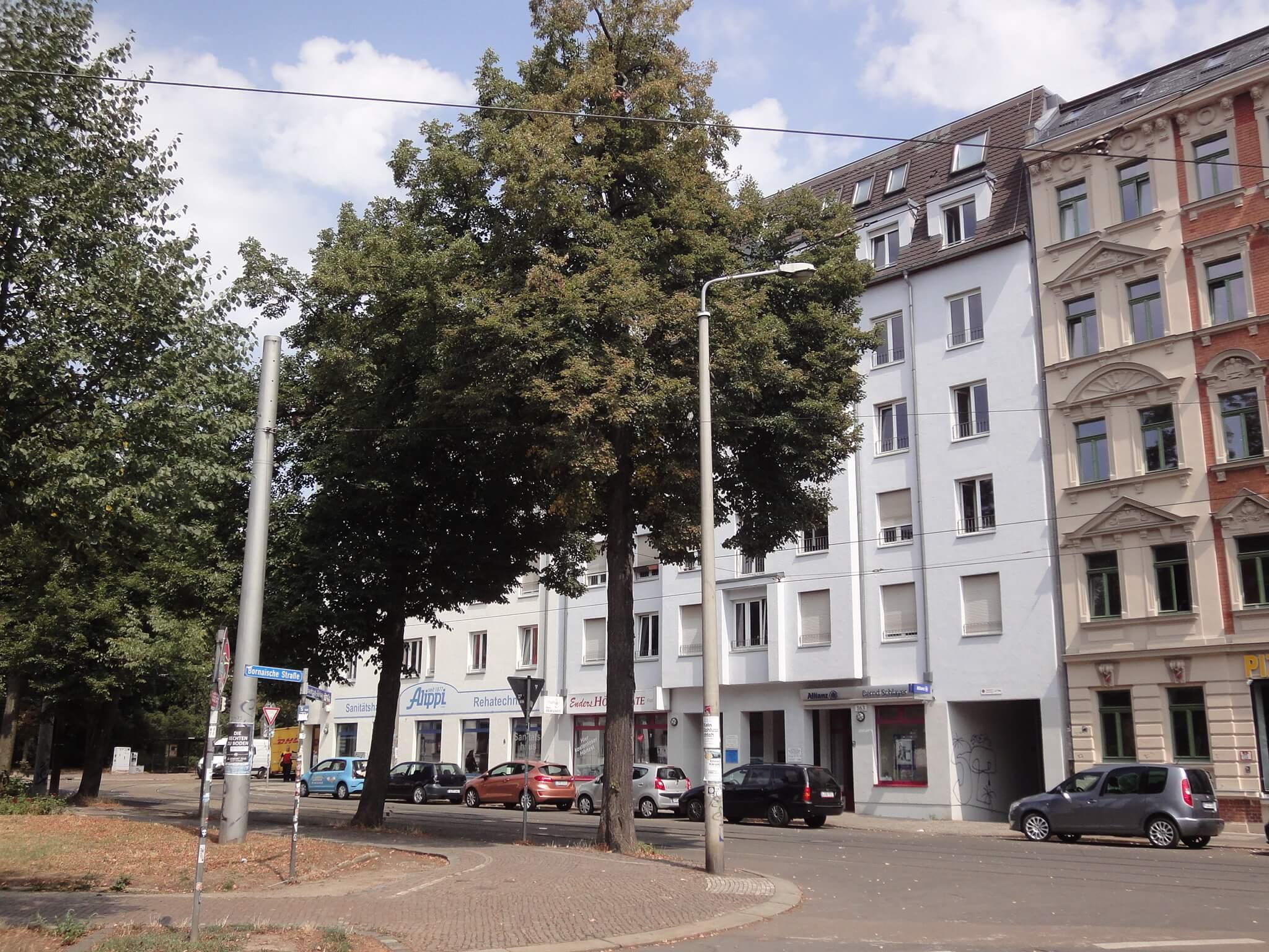 Naturheilpraxis Schön Leipzig Außenansicht